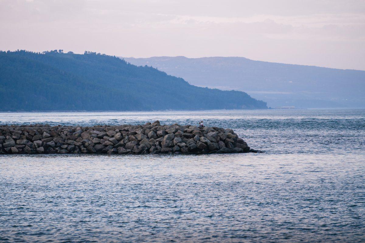 Les haltes Cratère et marées